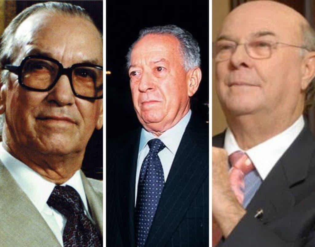 Hijos de tres presidentes ocuparán posiciones públicas relevantes