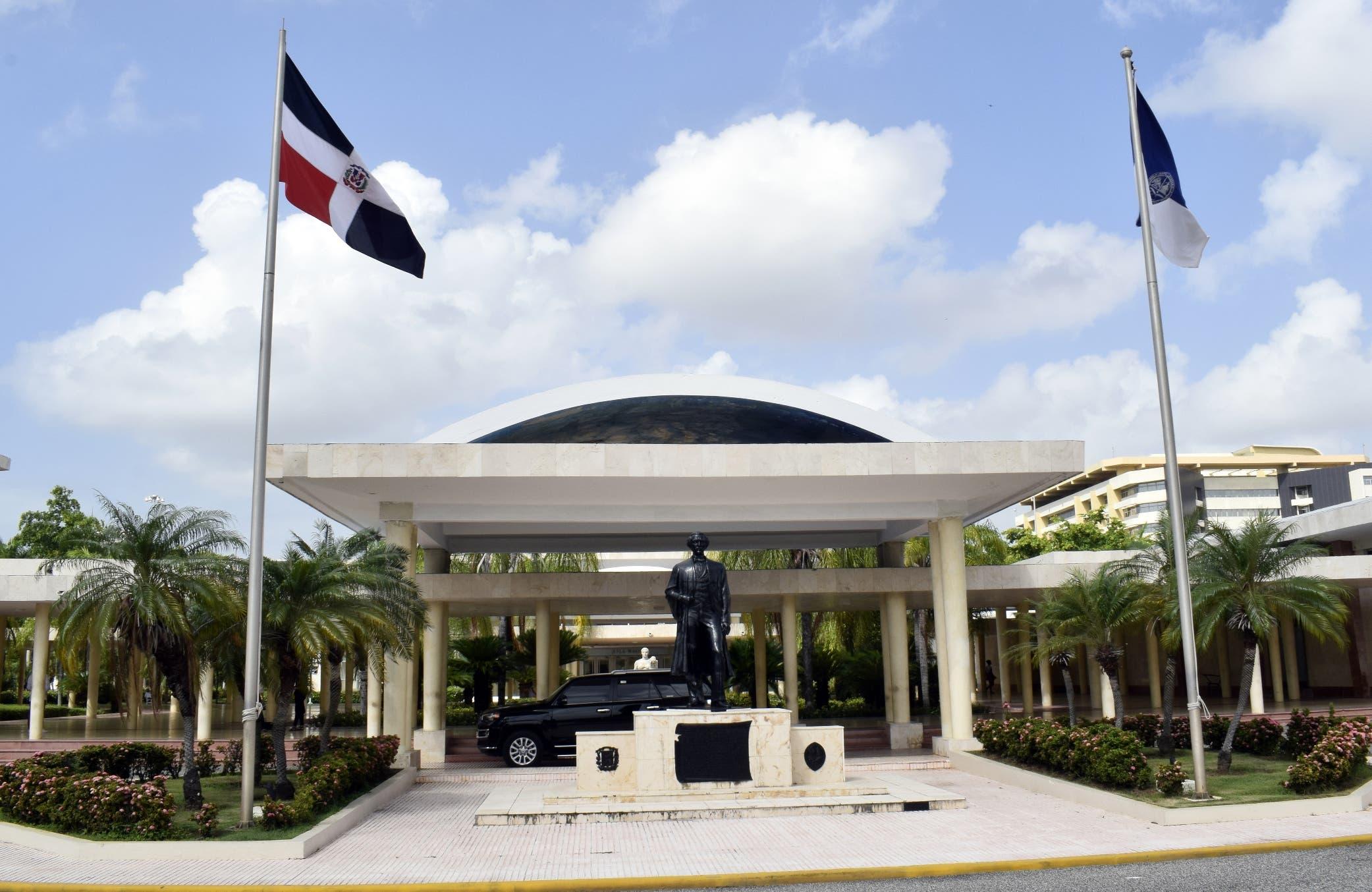 UASD aclara plataforma tecnológica no fue afectada por incendio edificio administrativo