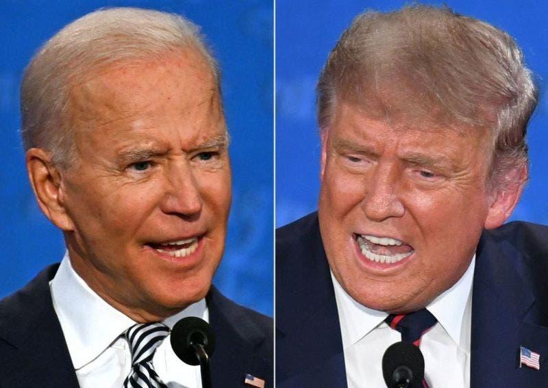 Debate Trump vs Biden: 4 de los momentos más tensos del primer cara a cara por la presidencia de Estados Unidos