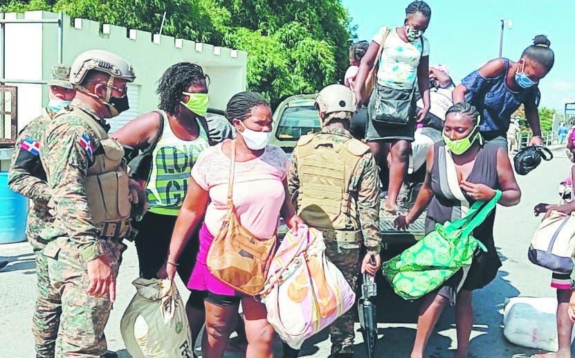 Migración repatriará indocumentados