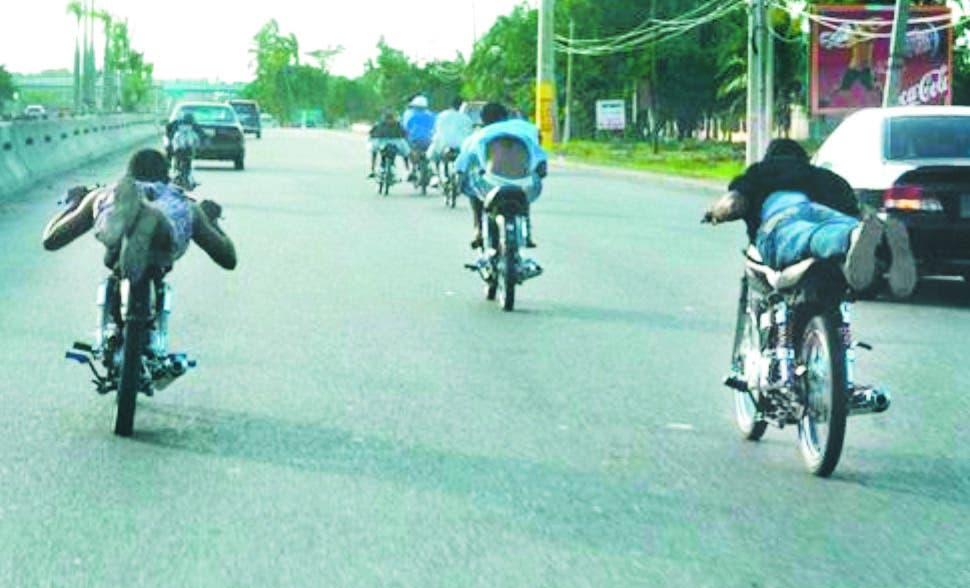 Carreras motocicletas bajan 80%, según MIP