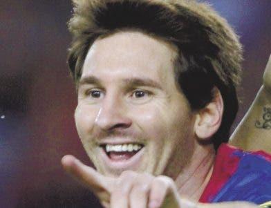 """Lionel Messi iguala marca de goles con el """"Rey"""" Pelé"""