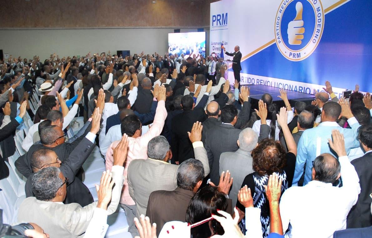 Liderazgo del PRM se unifica sobre JCE