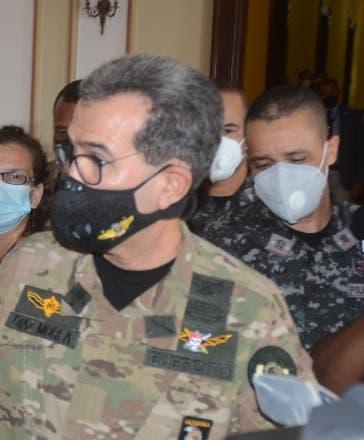 El director de la PN anuncia refuerzo en la seguridad