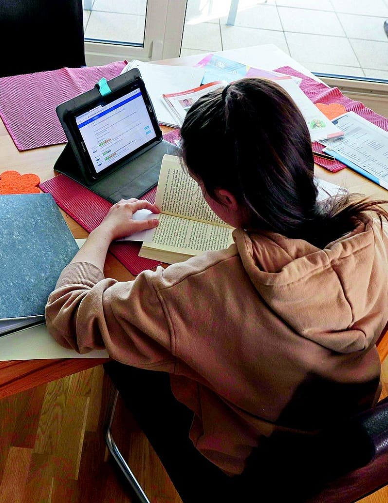 El sedentarismo en clases virtuales y encierro dañan salud