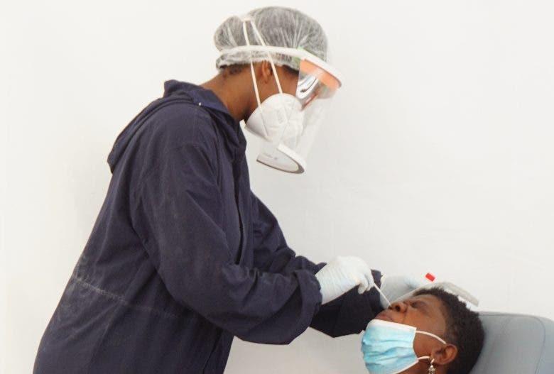 Un 90% de asistentes a pruebas en el Moscoso son sintomáticos