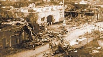 San Zenón, el huracán que arrasó Santo Domingo