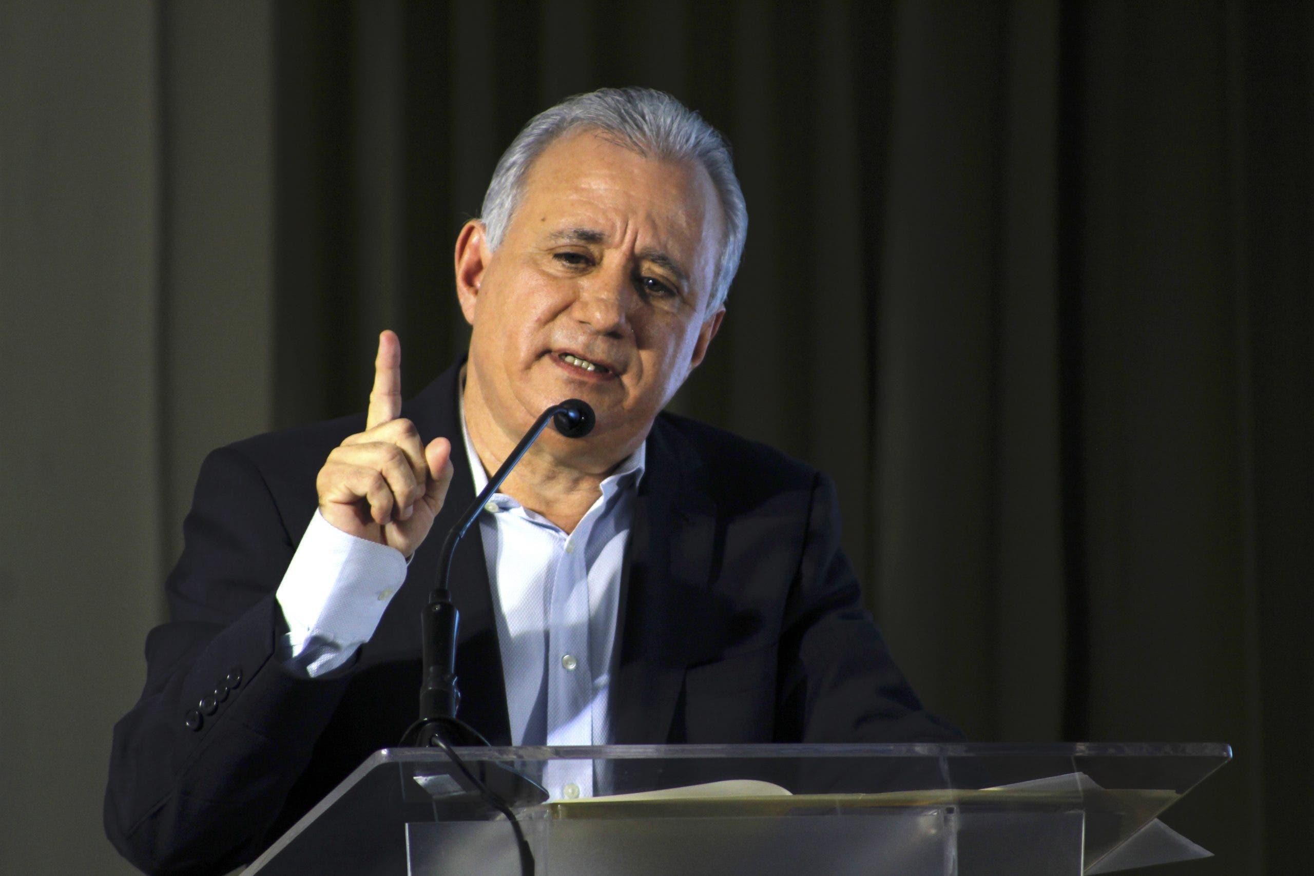 Antonio Taveras asegura nueva JCE debe ser un árbitro independiente