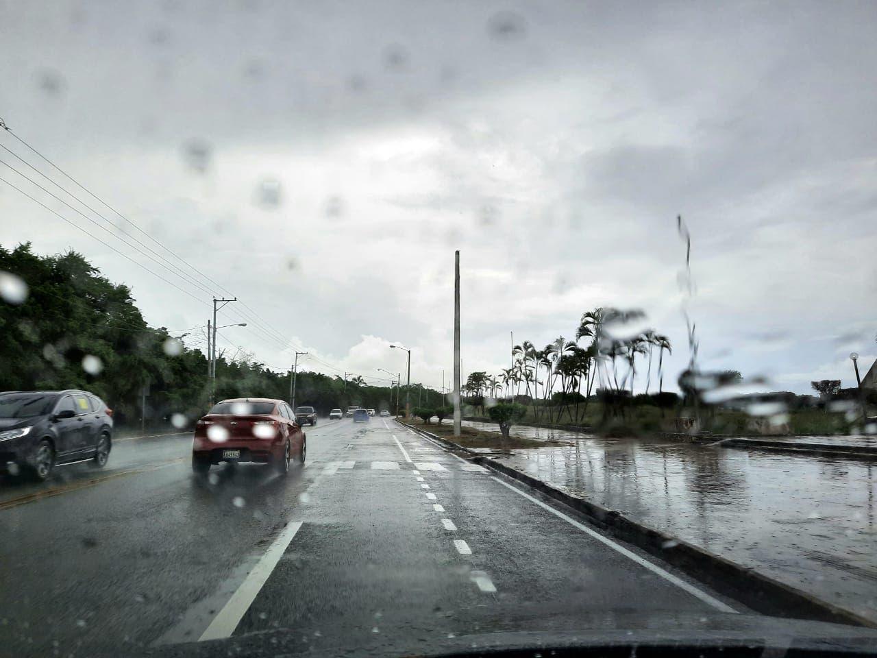 Meteorología: nublados ocasionales con aguaceros para hoy