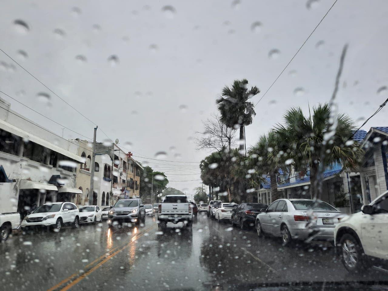 Meteorología pronostica más aguaceros para este miércoles