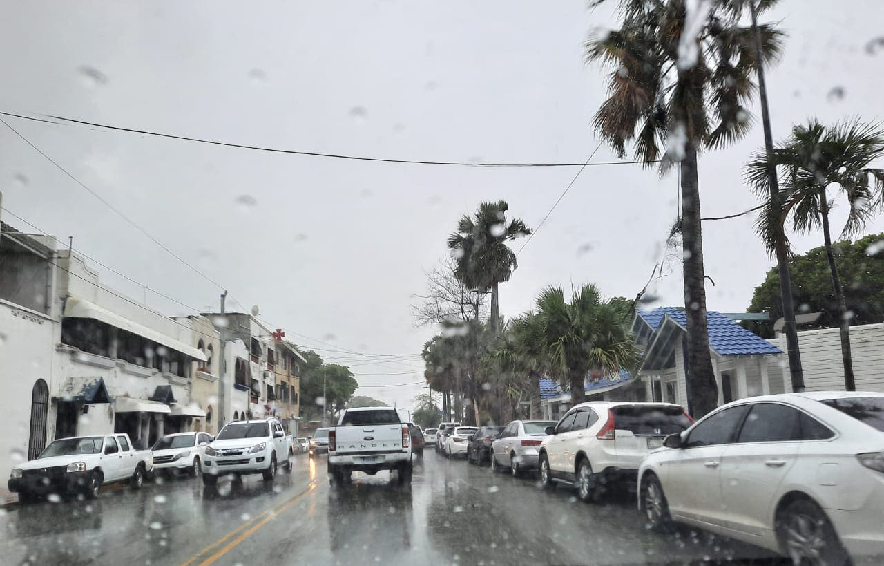 Meteorología pronostica lluvias en algunas provincias en la tarde