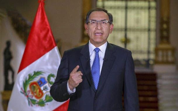 Escándalo en Perú por la irregular aplicación de vacunas a altos funcionarios