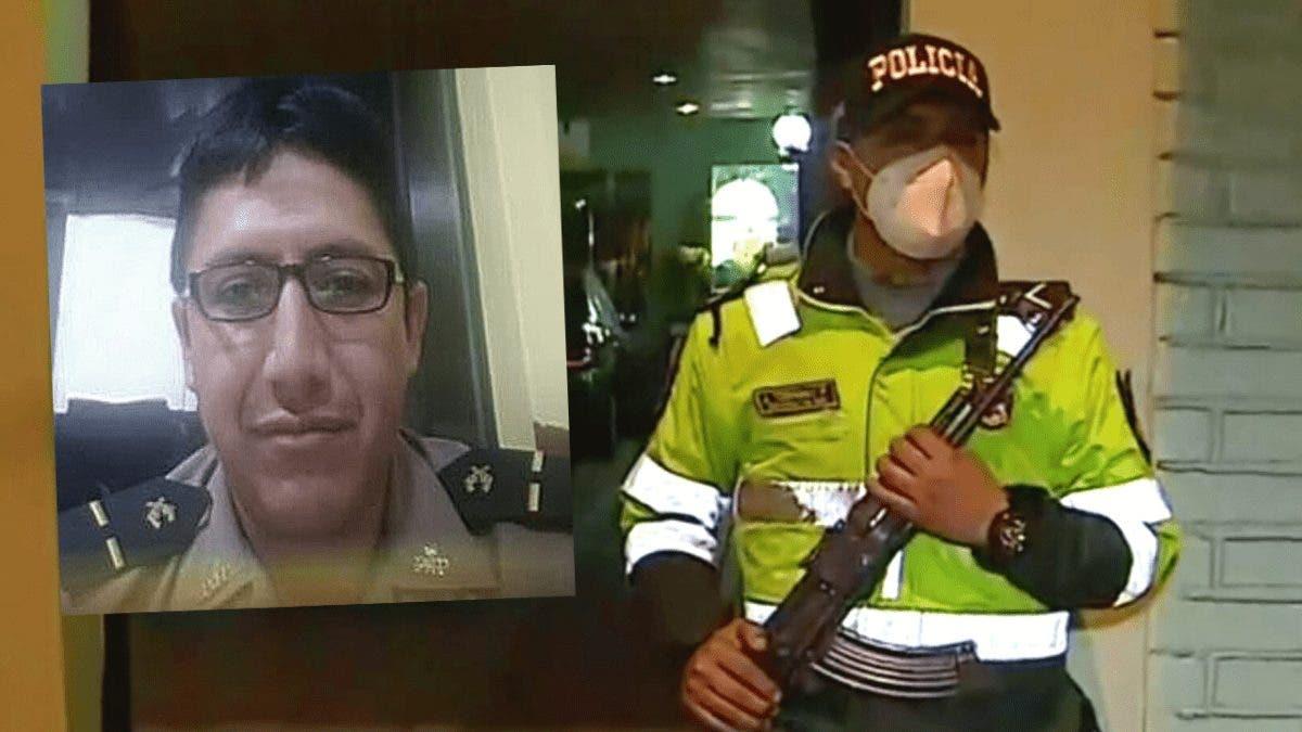 Detenido arrebata arma a policía y lo mata en una comisaría de Lima