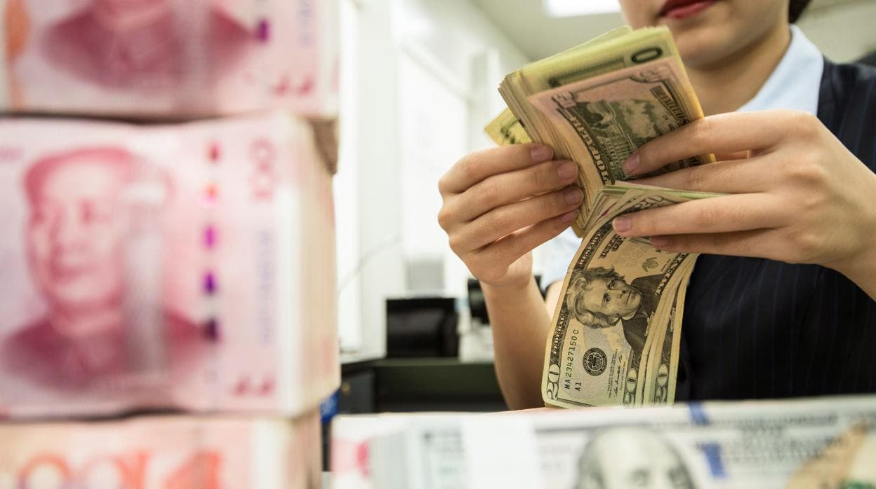 En billones de dólares sube reserva china
