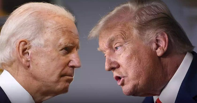 ¿Empate entre Biden y Trump? Las posibilidades de que ocurra y sus soluciones