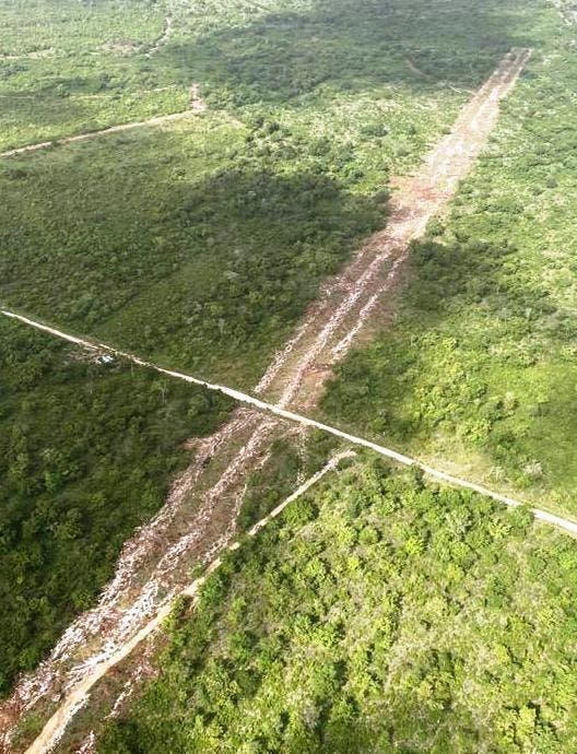 Asamblea Nacional Ambiental denuncia inician obras de construcción aeropuerto de Bávaro sin permisos municipales