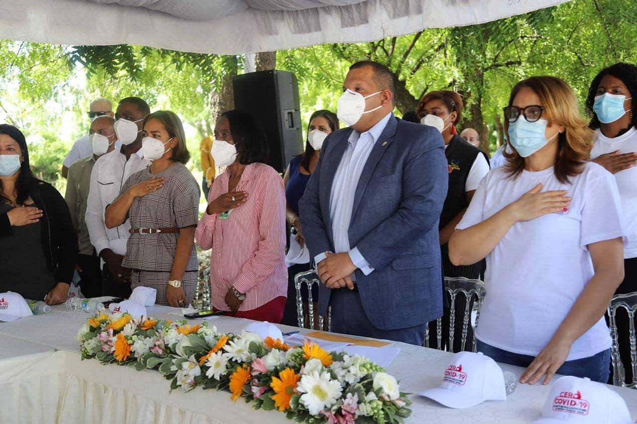 "Alcaldía de SDN inicia plan ""Covid-CERO"" para prevenir contagios de coronavirus"