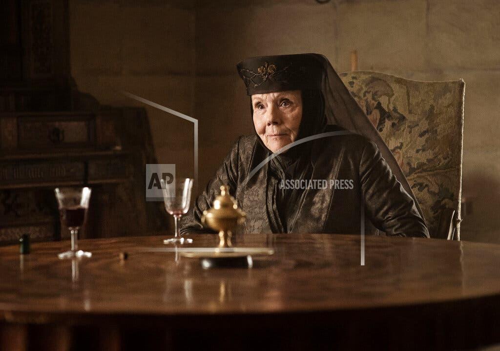 """Estrella de «Avengers» y """"Game of Thrones» Diana Rigg muere a los 82 años"""
