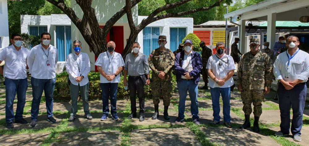Director de Aduanas supervisa puestos aduanales de la frontera con Haití