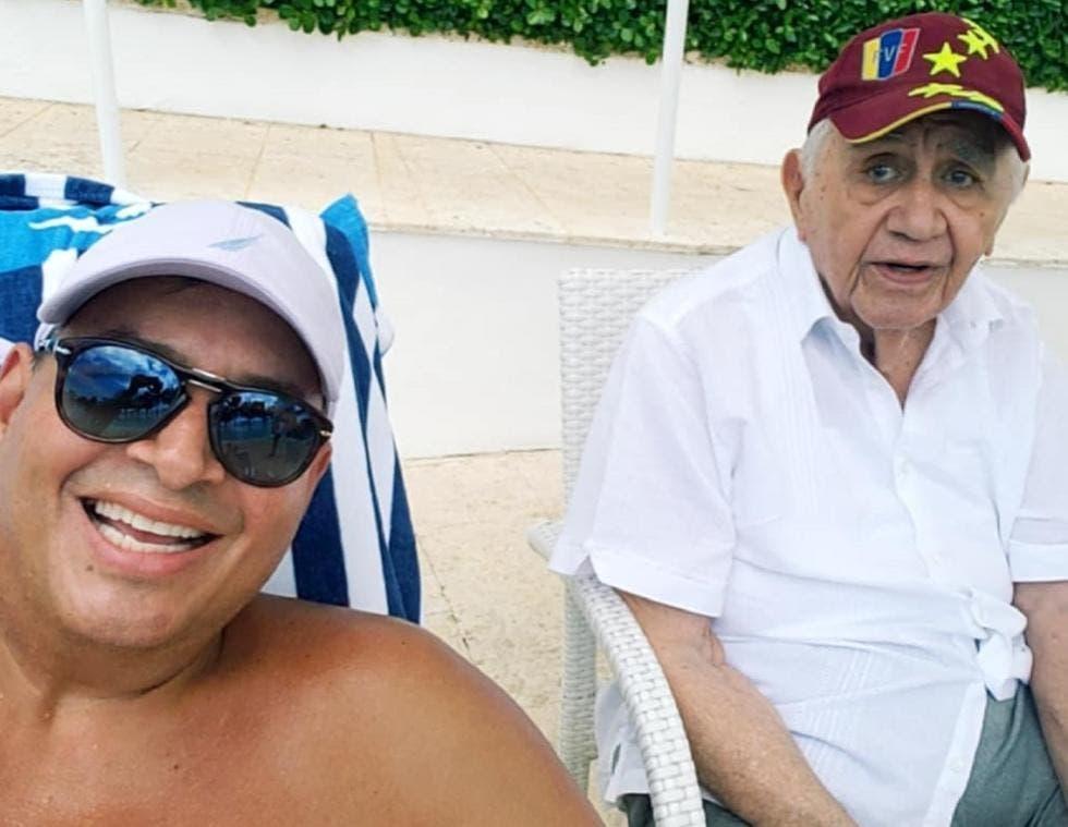 Fallece el padre del comunicador venezolano Daniel Sarcos