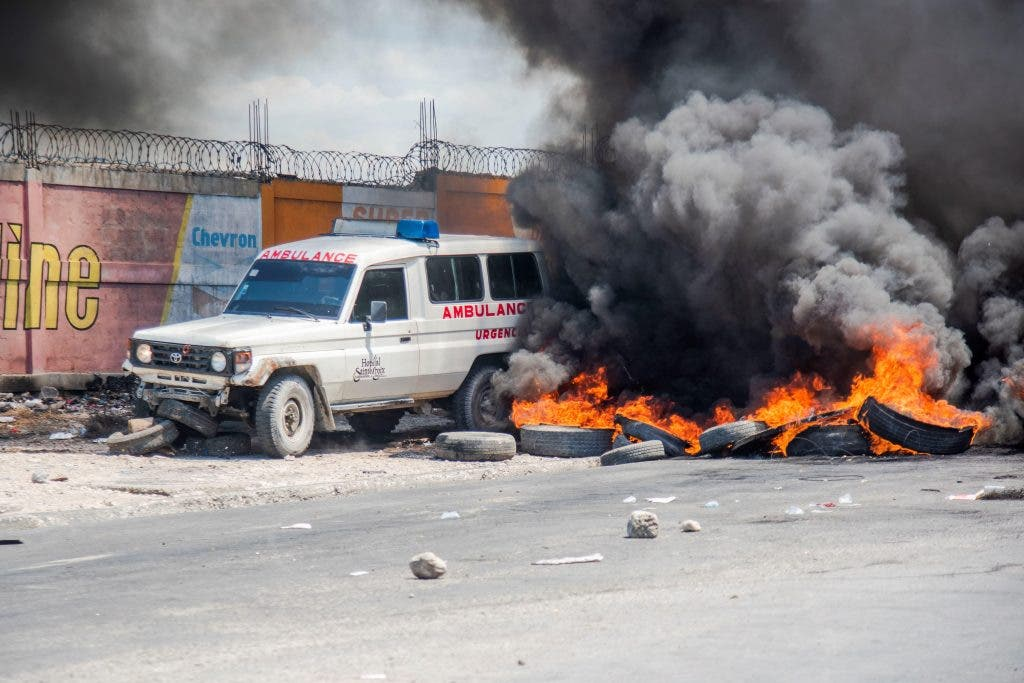 Los haitianos toman de nuevo las calles para pedir la renuncia de Moise