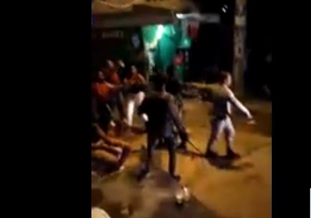 Tiroteo en El Dique dejó cinco heridos, entre estos una menor y un agente de la Policía