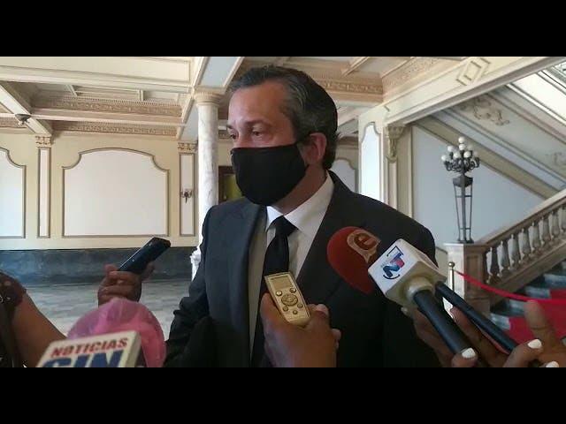 """Orlando Jorge Mera: """"Hemos encontrado una nómina muy abultada"""""""