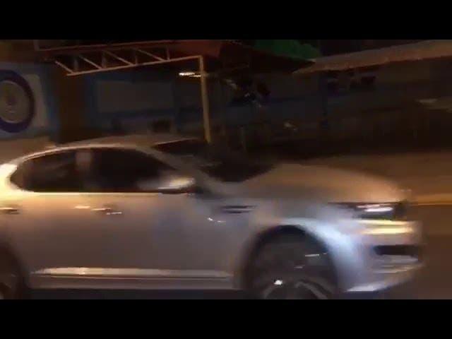 Video: Marlin Martínez sale en libertad de la cárcel de Rafey