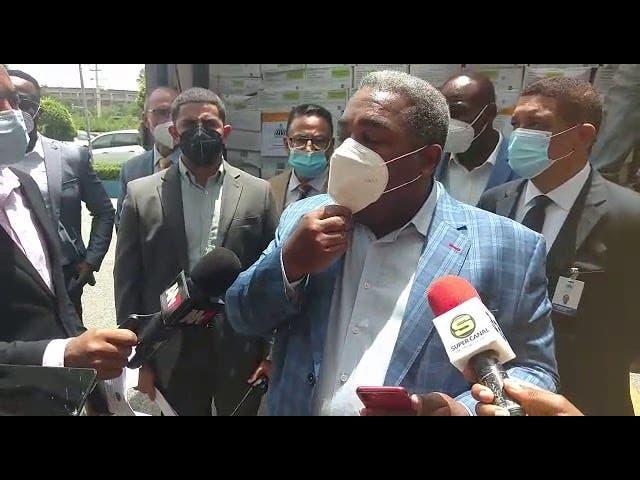 Peña Guaba reitera denuncia de 100 mil inscritos en Quédate en Casa