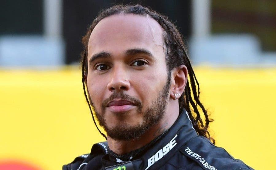 Hamilton tras igualar  a Schumi el domingo