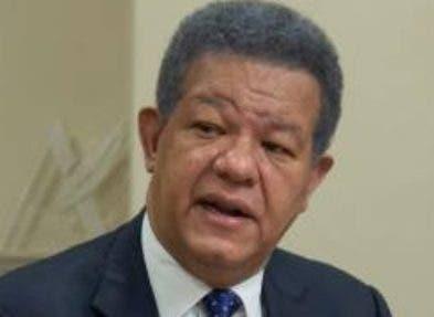 Leonel afirma Constitución actual otorga independencia al Ministerio Público