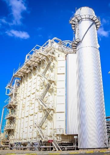 AES, escogida en categoría excelencia gas natural