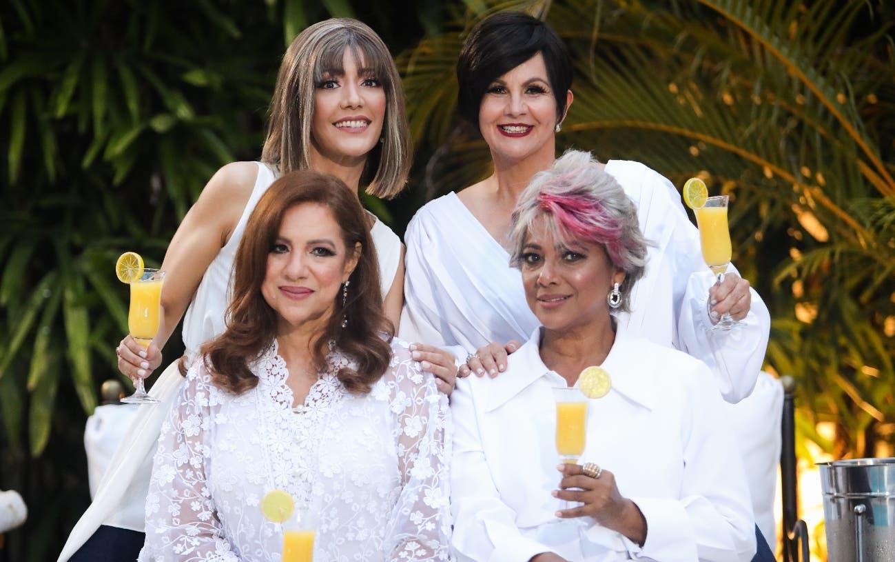 """Elvira Taveras abre el teatro con """"Mimosas"""""""