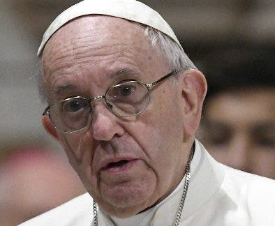 Papa dice capitalismo fracasó ante Covid-19