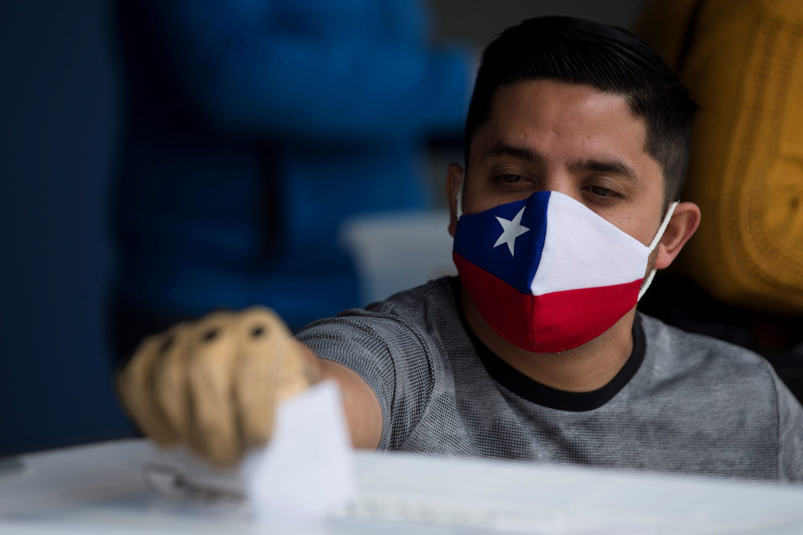 En imágenes: Plebiscito histórico en Chile