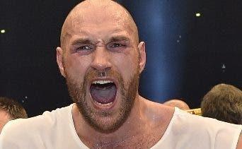 Tyson Fury derrota a Wilder por la vía del nocaut en el asalto 11