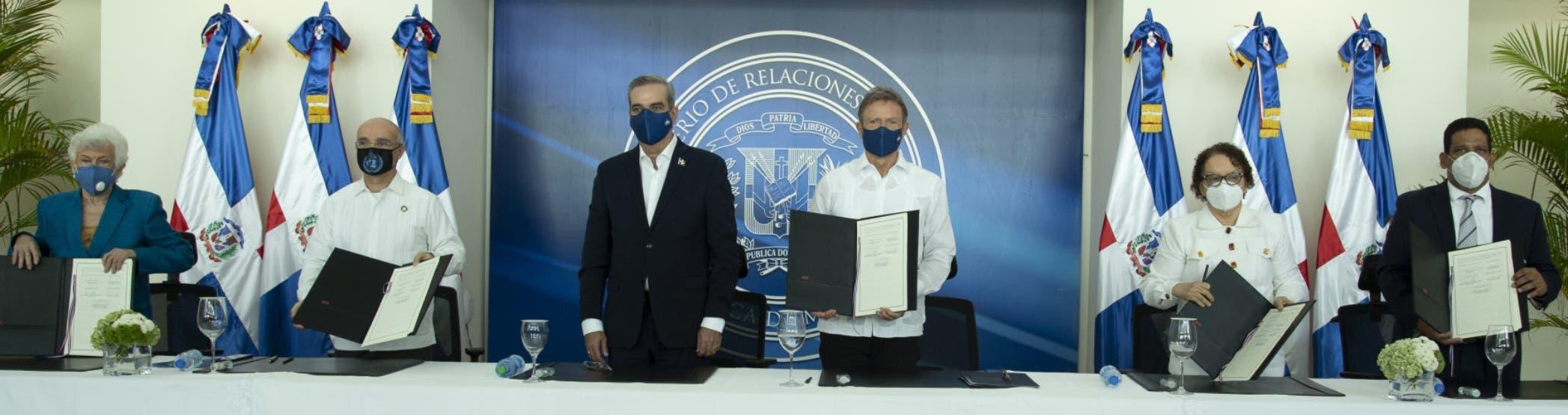 ONU asistirá al país en  fortalecer la persecución corrupción administrativa