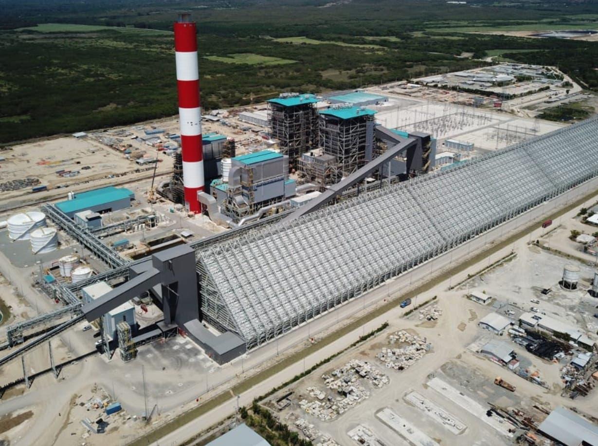Planta Punta Catalina genera menos electricidad