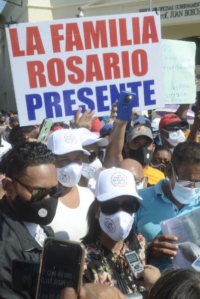 Se entrega otro implicado en estafa a la familia Rosario