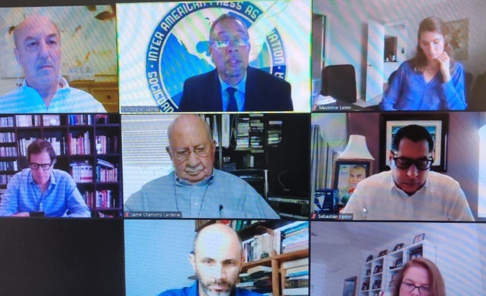 SIP destaca apertura al diálogo de Luis Abinader