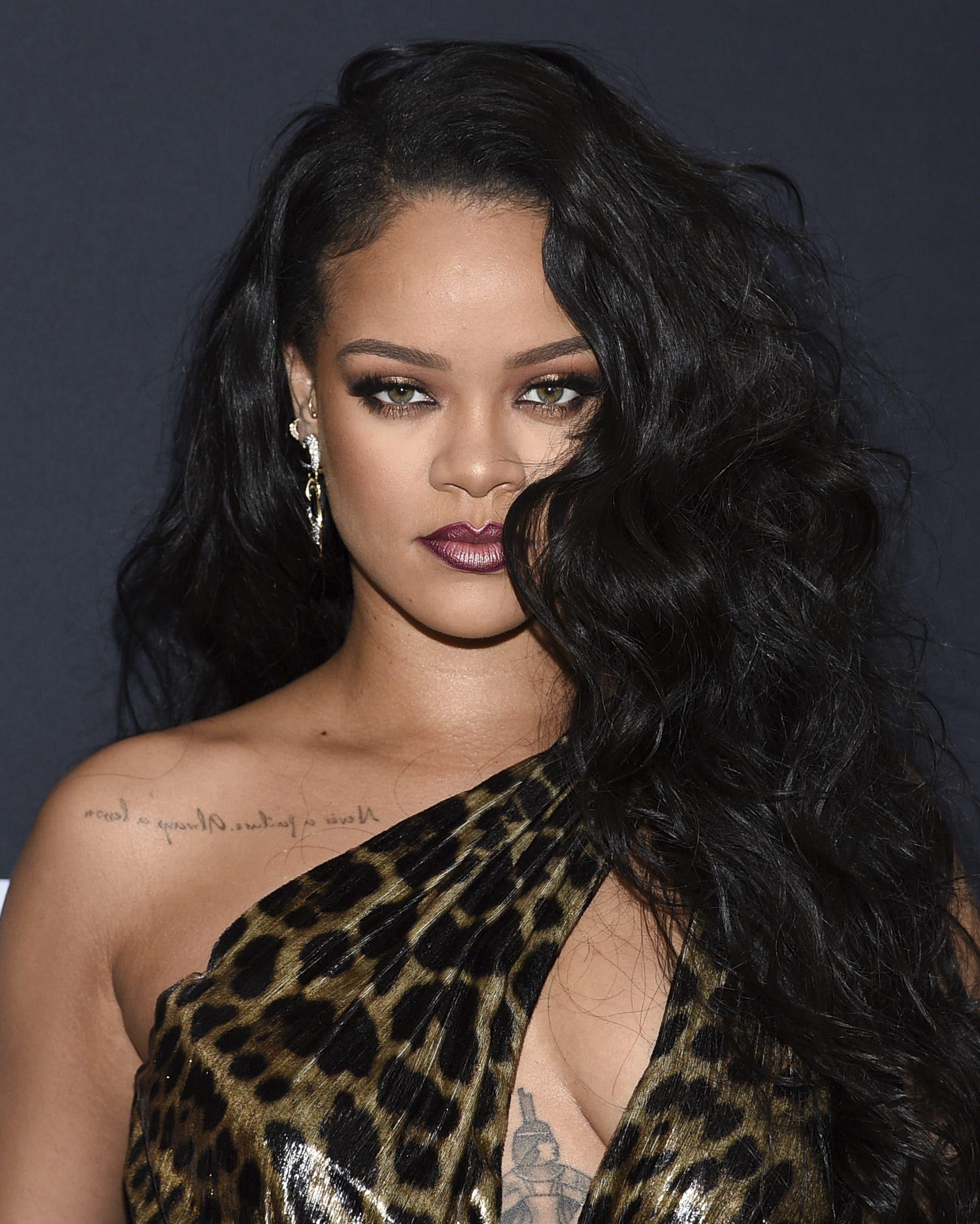 Rihanna sobre nuevo álbum: «Quiero divertirme con la música»