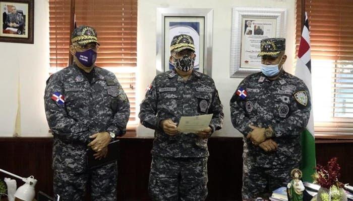 Destituyen al coronel José Claudio Poché Valdez