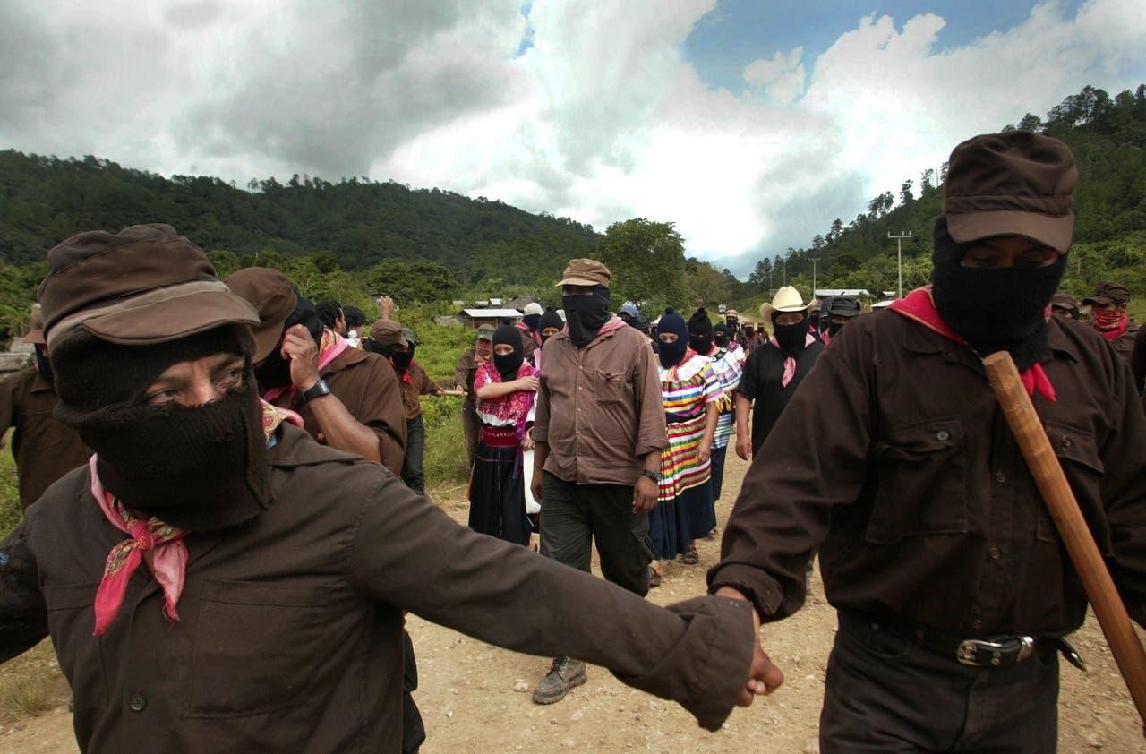"""Ejército Zapatista no quiere el perdón de España: """"no nos conquistaron»"""