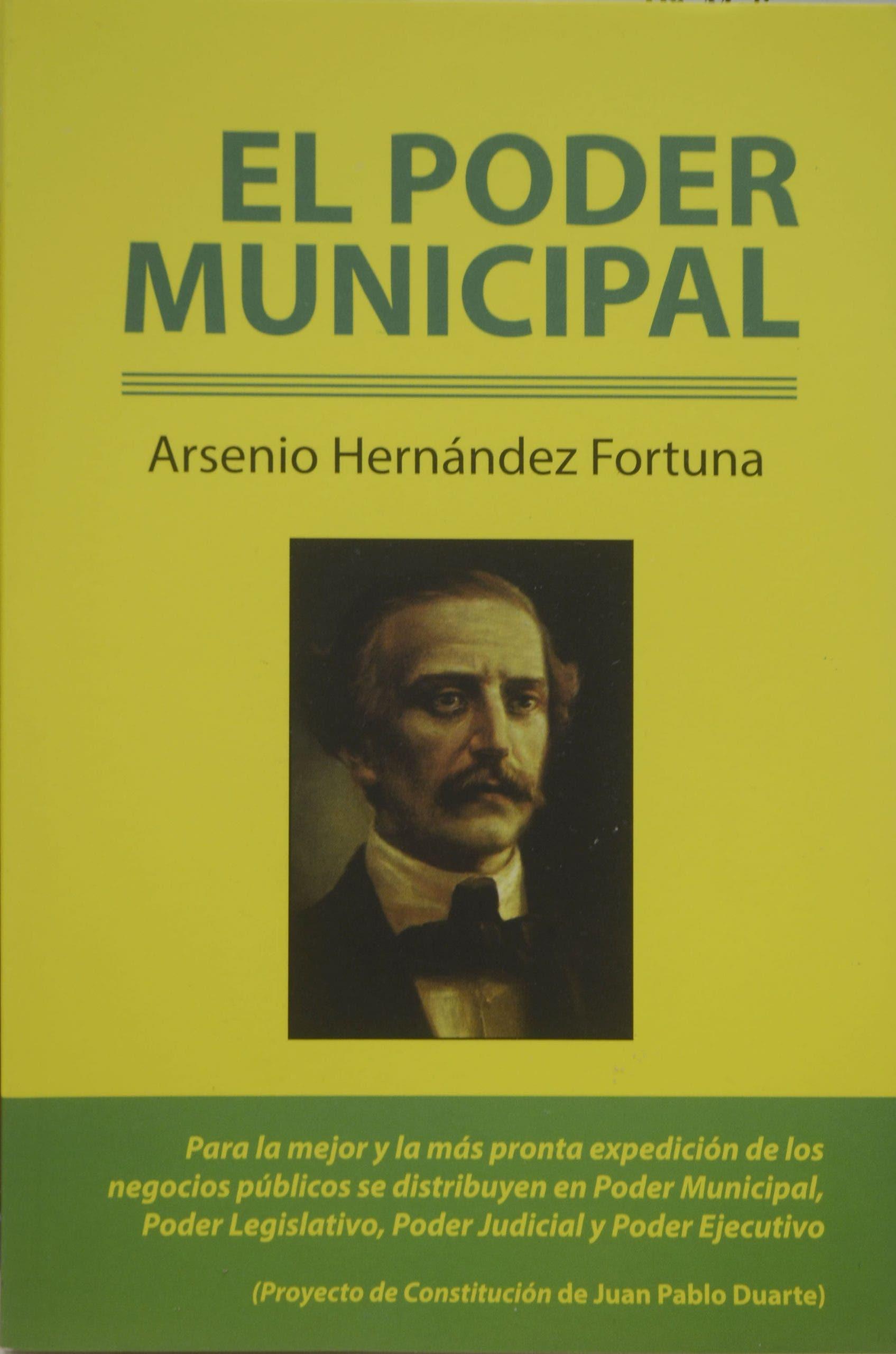 Arsenio Hernández pone en circulación el libro «El poder municipal»