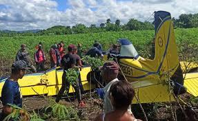 Caída de una avioneta en Cenoví es investigada