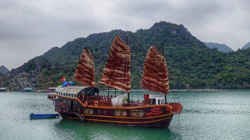 Cómo China pudo haber «descubierto» América 71 años antes que Colón