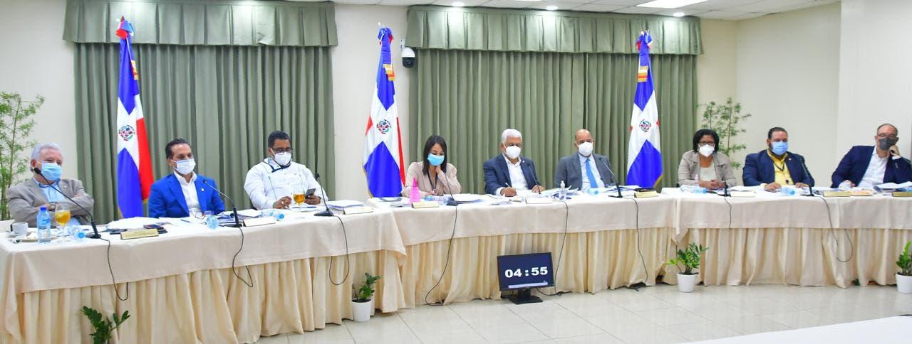 Comisión del Senado concluye este jueves entrevistas a aspirantes a miembros de la JCE