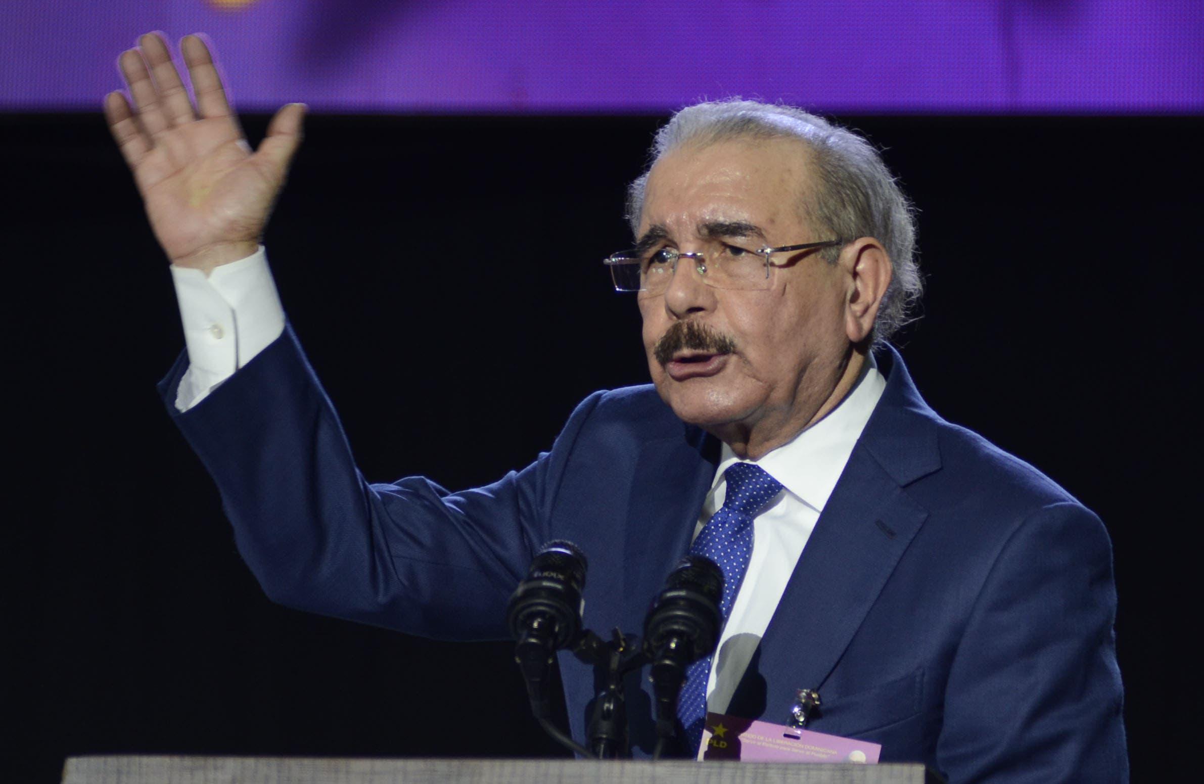 Danilo Medina dice que el PLD perdió porque la gente se cansó de bienestar