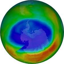 Agujero de la capa de ozono es el más grande y profundo de los últimos años