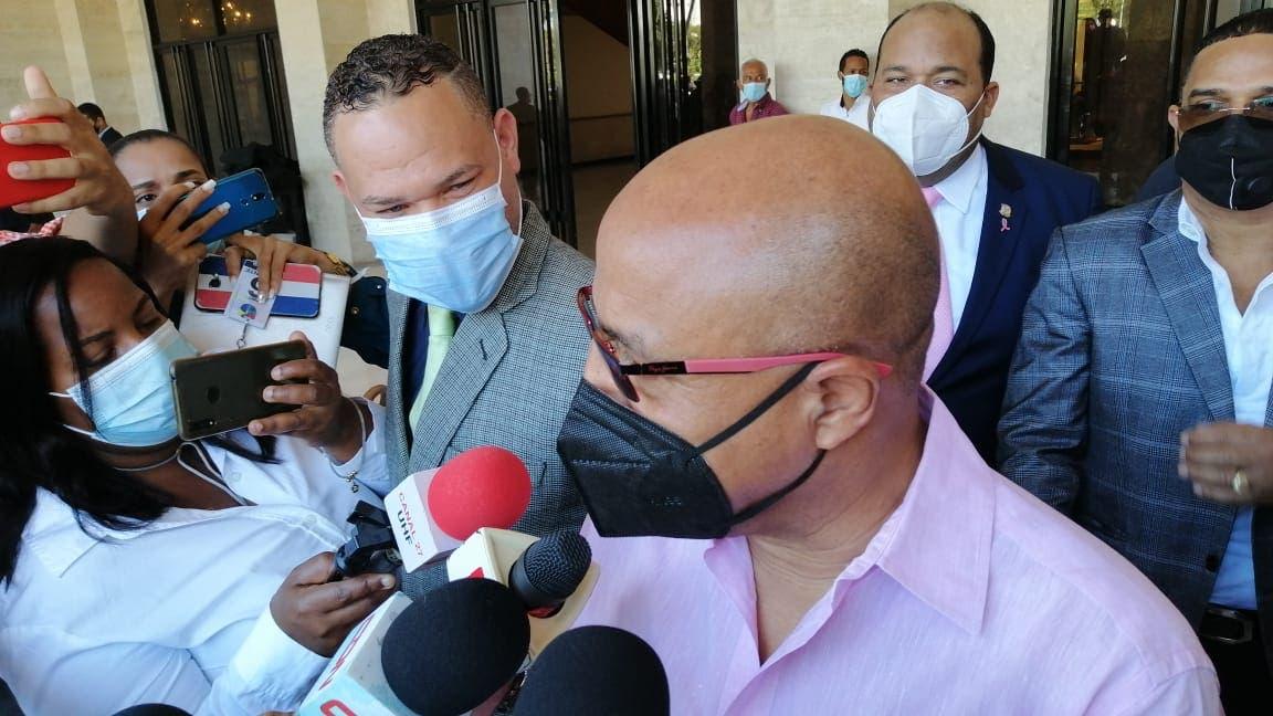 Pacheco apoderará Comisión de Disciplina por agresión contra legisladores